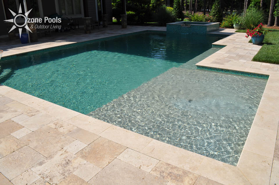 What to Expect: Ozone Pools\' Step-by-Step Construction Process